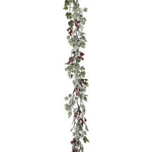 Frosted-Grape-Lead-and-Berry-Christmas-Garland