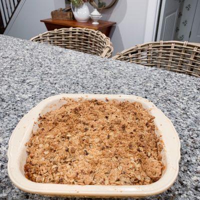 Apple Crisp Easy Recipe