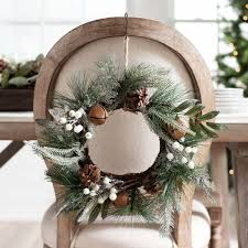 Mini Wreath with Bells and Berries