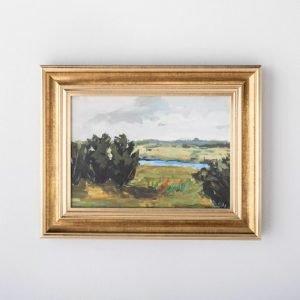 11x14 Framed Canvas Studio McGee