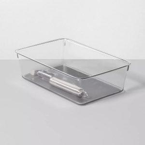 Acrylic Drawer Bin 6 x15
