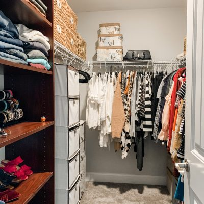 10 Closet Organization Ideas