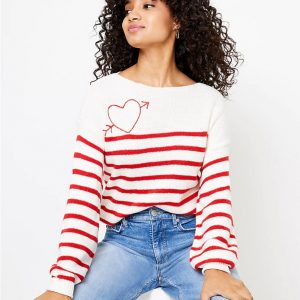 Cupid Boatneck Sweater