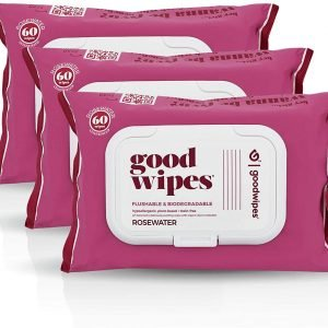 Goodwipes Flushable & Biodegrable Wipes