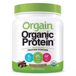 Orgain Organic Protein Powder - Chocolate