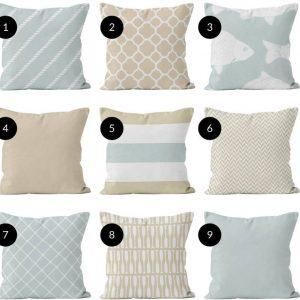 Hamptons Style Pillow Cover Set