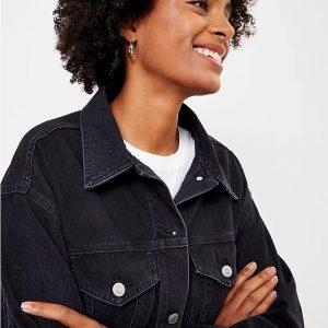Friday Favorites Oversized Denim Jacket