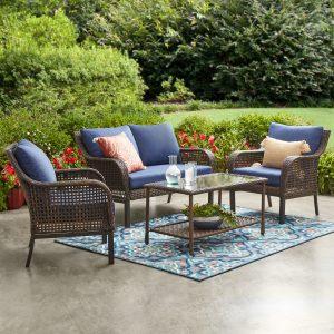 outdoor furniture 4-piece