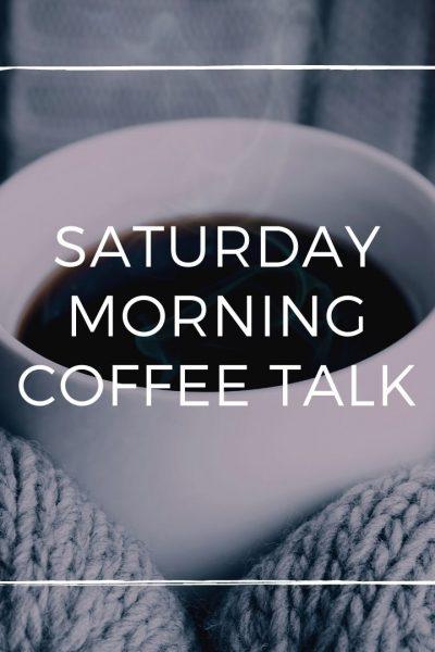 Saturday Morning Coffee Talk - Memorial Day