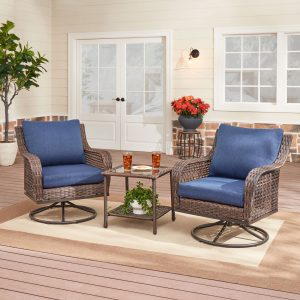 Mainstay 3-piece Outdoor Furniture