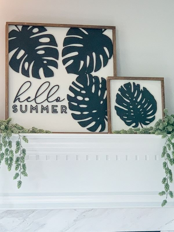 5 Ways to Style Your Mantel for the Summer 9.jpg