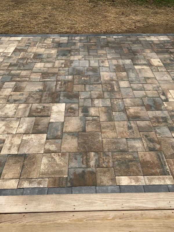 Saturday Morning Coffee Talk - Patio Finished 1A