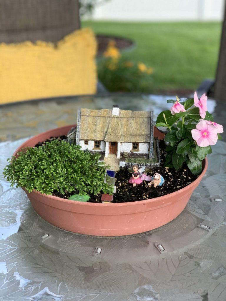 Container Fairy Garden - Cottage In The Mitten.jpg