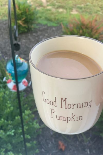 Coffee With Tammy Good Morning Pumpkin
