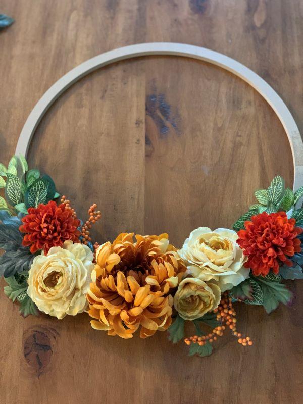 Designing A Faux Floral Wreath 2.jpeg