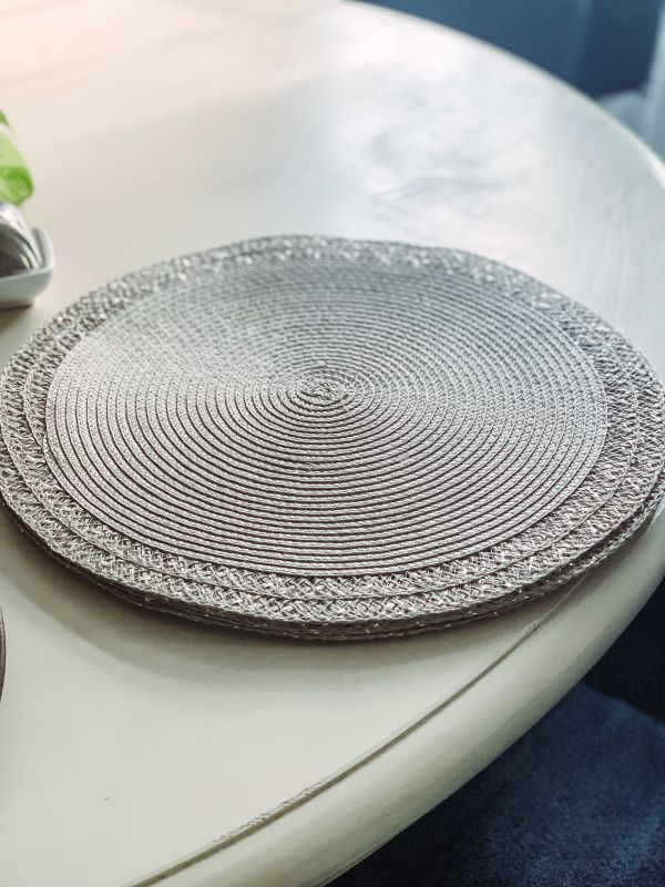 Fall Tablescape Place Mats
